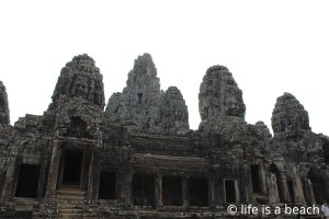 Angkor Thom - life is a beach