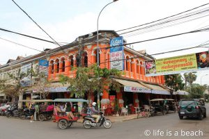 Siem Reap - life is a beach