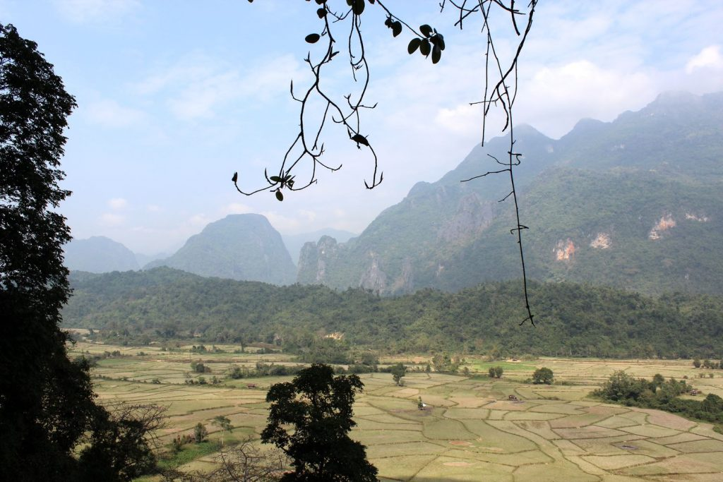 Vang Vieng View Point - life is a beach