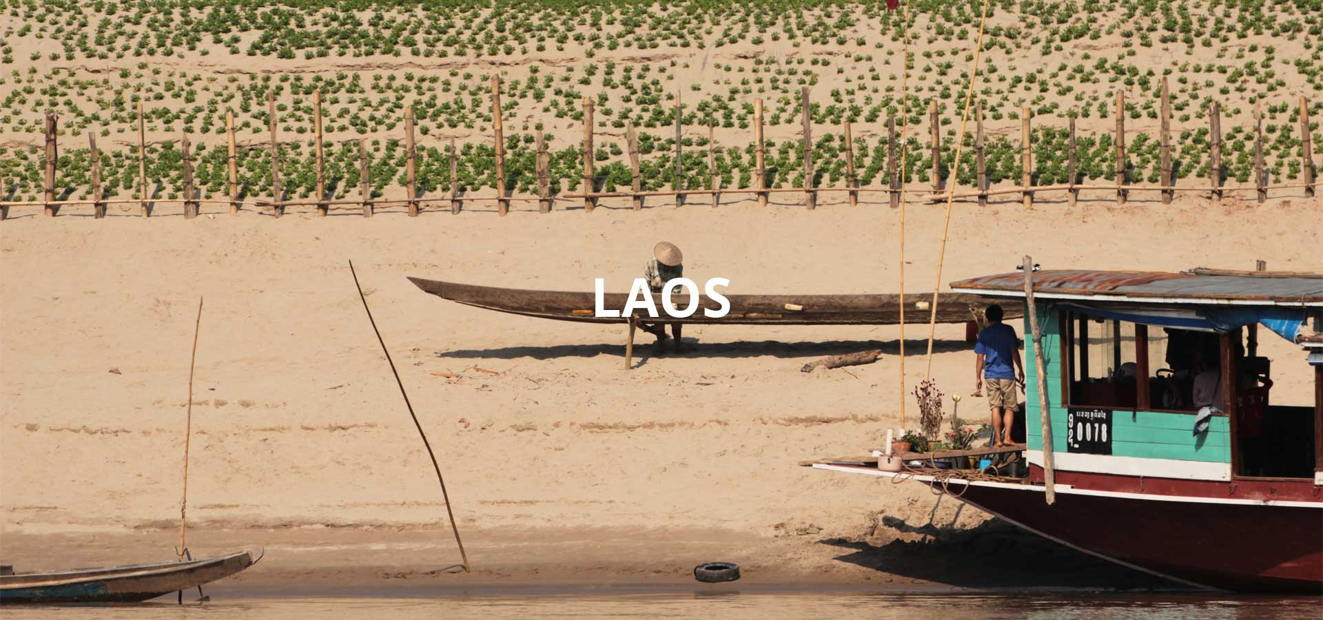 life is a beach - Laos